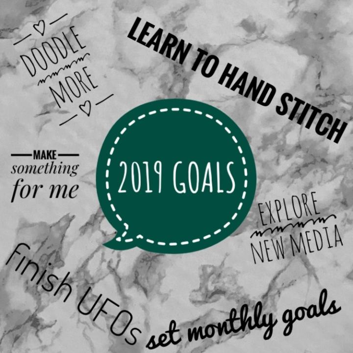 2019 Goals!